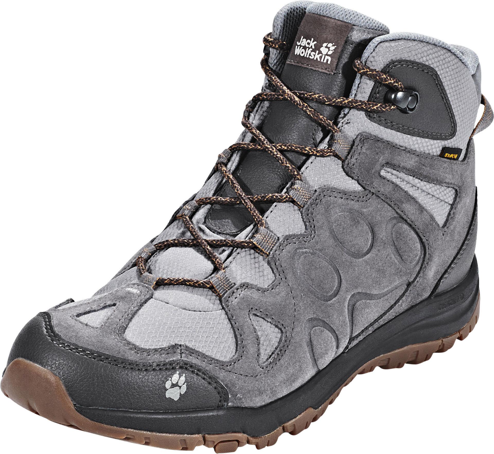 Chaussures Sur Texapore Wolfskin Rocksand Gris Homme Jack qRwgFtHtOx